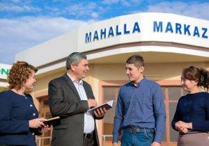 Маҳалла раиси — бош ислоҳотчи